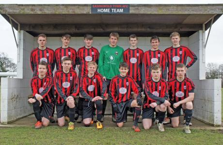 ETAFC u19s Harriers 2018